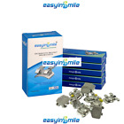 5X EASYINSMILE Dental Orthodontic Metal MINI Brackets 20 Braces 022 3 / 345 hook <br/> USA Stock,Two-piece construction,Available in ROTH/MBT