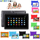 7'' Quad Core Hd Tablet Bundle For Kids Android 4.4 Kitoch Dual Camera Wifi Gift