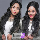 Human Hair Long Body Wave 100% Remy Indian Human Hair Full/Front Lace Wigs