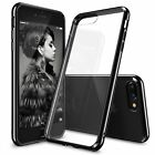 For iPhone 8 7 Plus | Ringke [FUSION] Clear Shockproof TPU Protective Cover Case