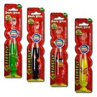 FIREFLY Angry Birds Kid Child Learning Light Up Toothbrush + Timer Assorted NIP