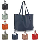 Extra Large Ladies Faux Leather Women Shoulder Hobo Bag Handbag Tote Pouch Party