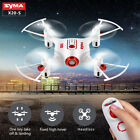 Mini Kid Single Hand Control RC Drone Toy Syma X20-S Headless Quadcopter UK Ship