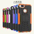 Rugged 2in1 Hybrid Rubber Armor Stand Case Shockproof Back Cover For Xiaomi 5X