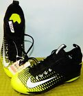 NIKE MIKE TROUT 27 BLACK/NEON YELLOW METAL BASEBALL CLEATS  (BRAND NEW w/o Box)