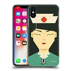 HEAD CASE PROFESSION INSPIRED- MEDICAL DESIGNS BACK CASE FOR APPLE iPHONE PHONES