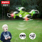 Syma Mini RC Drone X21 2.4G 4CH Headless Altitude Hold Quadcopter Christmas Gift