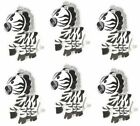Baby Shower Safari Jungle Animal Party Decorations Foam Favors its a Girl or Boy