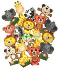Baby Shower Safari Jungle Animal Party Decorations Foam Favo