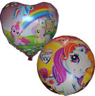 2PCES MY LITTLE PONY BIRTHDAY BALLOON PARTY DECOR GIFT FAVOR CENTERPIECE TOY