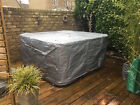Hot Tub Thermal Spa Blanket Cover Insulated Weatherproof 4 Sizes    FREE P&P