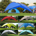 4.1*4.1*2.1m Outdoor Awning Tents Canopies Family Camping Sun Shelter