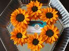 Handmade Sugar Sunflower Edible Caketopper Decoration For All Occasions