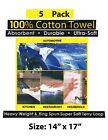 NEW 100% COTTON TERRY CLOTH CLEANING TOWELS/RAGS