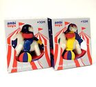 Baby Toy Horse and Rider Ambi Rocky Jocky Click Clack Sound Age 10m+