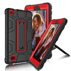 For Amazon Kindle Fire HD 7/8 7th Gen 2017 Tablet Case Shockproof Stand Cover