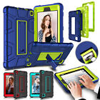 kindle fire hd case amazon - For Amazon Kindle Fire HD 7/8 7th Gen 2017 Tablet Case Shockproof Stand Cover