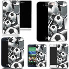 hard durable case cover for iphone & other mobile phones - multi footy