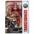 Transformers Last Knight Premier Edition Voyager Class Scorn Robots Action Toys - Time Remaining: 5 days 3 hours 29 minutes 51 seconds