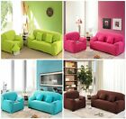 Elastic Sofa Stretch Lounge Protector Loveseat Easy Fit  Couch Cover 123 Seater