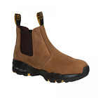 Mens Ladies Cougar Work Non Steel Cap Safety Boots
