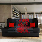 Sofa Bed JONAS Bedding Container Sleep Function 3 Colours New