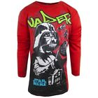 LICENSED STAR WARS DARTH VADER KIDS TOP RRP £14 - PRICED TO CLEAR £3.95 GBP