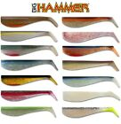 "Внешний вид - 5 pack 3"" BIG HAMMER SWIMBAITS HAND POURED SALTWATER & FRESHWATER SELECT COLOR"