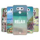 HEAD CASE DESIGNS HIPSTER GETAWAYS HARD BACK CASE FOR LG PHONES 1