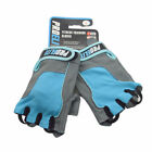Pro Elite Women Weight Lifting Gloves Workout Fitness Cycling Yoga Gloves Blue