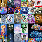 Внешний вид - DIY 5D Diamond Painting Embroidery Flower Animals Cross Crafts Stitch Kit Decor