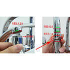 LED Water Faucet Stream Light 7 Colors Changing Glow Shower Stream Tap Bathroom