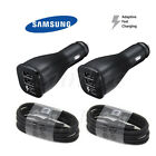 OEM Samsung Galaxy S8 S8 Plus Note 8 Fast Charger Wall + Car Charger USB Type-C <br/> 100% Original + US Fast Free Shipping + High Quality
