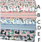 160*50CM fox Cotton Fabric Patchwork Baby infant doll cloth Sewing tissue