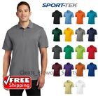 Mens Sport-Tek Golf Polo Performance Wicking Sport Wick Poly Vent XS-6XL ST650