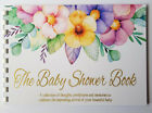 Baby Shower Book,Guest Predictions, Best Wishes A5 Size Book