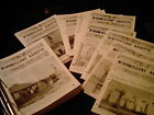 Windmillers' Gazette Periodical, used, your choice 1992-1996 issues