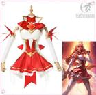 LOL the Bounty Hunter Star Guardian Miss Fortune Cosplay Costume-Free shipping
