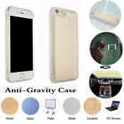 Magical Anti Gravity Suction Sticky Case For iPhone X 8 7 6 6s Plus 5 5s SE