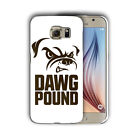 Cleveland Browns Samsung Galaxy S4 5 6 7 8 9 10 E Edge Note 3 - 10 Plus Case n03 $16.95 USD on eBay