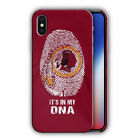 Washington Redskins Case for Iphone X XS Max XR 11 Pro Plus other models n4 $16.95 USD on eBay