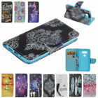 Luxury Leather ID Card Pocket Wallet Flip Stand Phone Case Cover For LG G5 K7