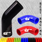 45° Auto Silicone Hoses 45 Degree Elbow Coolant Car Engine Pipe Silicon