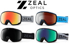 Zeal Optics Unisex Nomad Snowboard / Ski Goggles, Many Colors, Brand NEW!