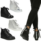 NEW Ladies Sneakers Boots Casu 29333 Women's Casual Shoes Sizes Girls