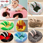 Baby Support Seat Chair Car Cushion Soft Sofa Plush Pillow Pads Cotton Cute Toy