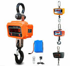 New Digital Crane Scale Heavy Duty Industrial Hanging Scale 1T 3T 5T 10T 500KG