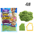 100g/bag New Magic Motion Play Sand Kids Children DIY Building Sand Indoor Toy