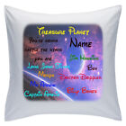"Personalised White Cushions 18"" - Disney - Treasure Planet"