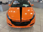 2013-2017 Dodge Dart solid Hood stripe decal sticker $ USD